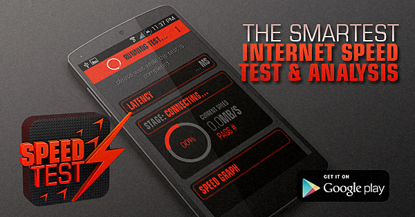 Internet Speed Test for Android